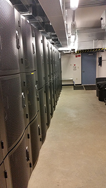 Colocation Facilities