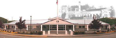 Grays Harbor PUD Administration Building